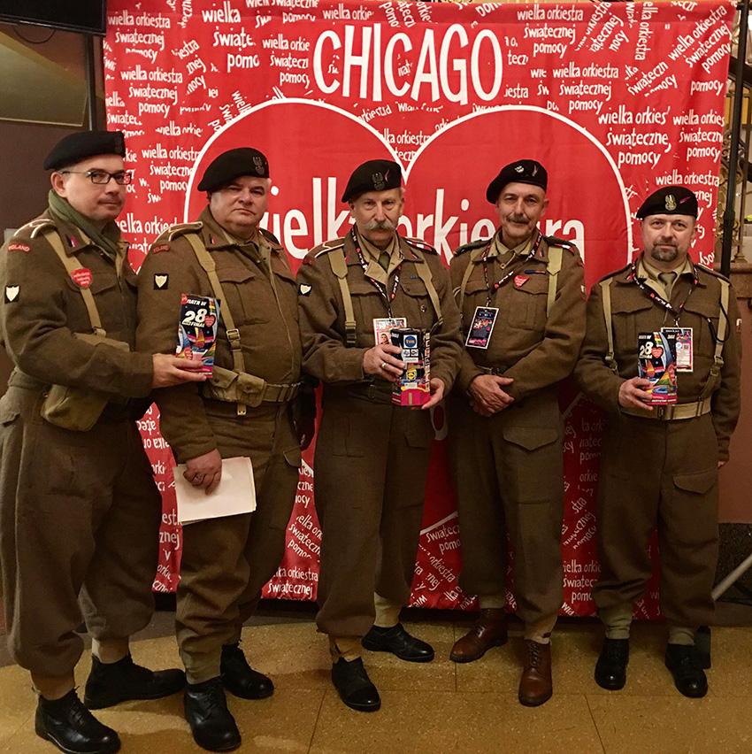 12. Pułk Ułanów Podolskich z Chicago